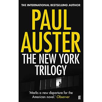 The New York Trilogy (Main) by Paul Auster - 9780571276653 Book