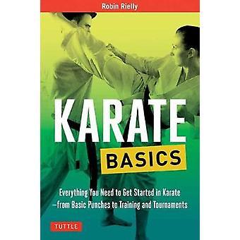 Karate-Grundlagen - alles Wissenswerte Einstieg in Karate - vom Ba