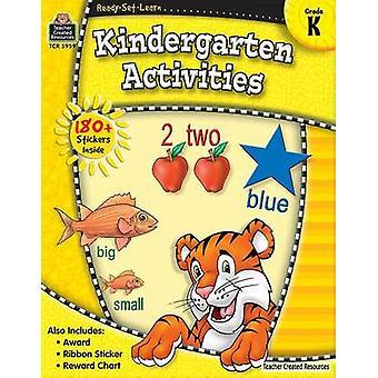 Kindergarten Activities - Grade K by Teacher Created Resources - 9781