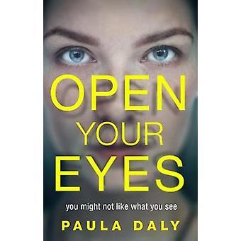 Open je ogen door Open Your Eyes - 9780552174237 boek