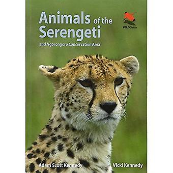 Animaux du Serengeti: et de Conservation de Ngorongoro (WILDGuides)