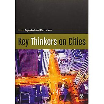 Penseurs principaux sur les villes