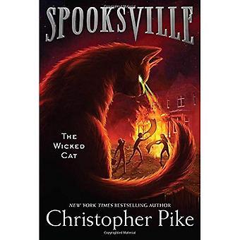 De goddelozen kat (Spooksville (Paperback))