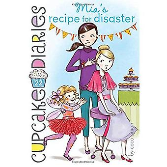 MIA's Recipe for Disaster (Cupcake Diaries)
