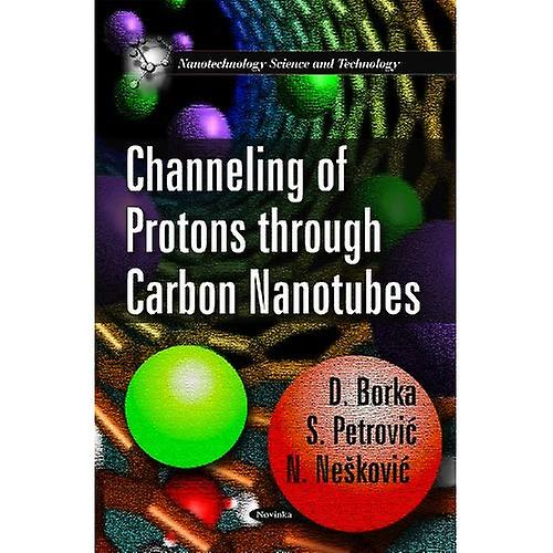 Channeling of Prougeons Through Carbon Nanotubes
