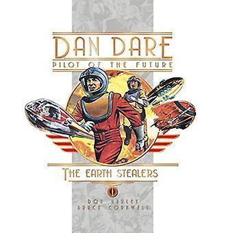 Dan Dare: Ladrones de tierra