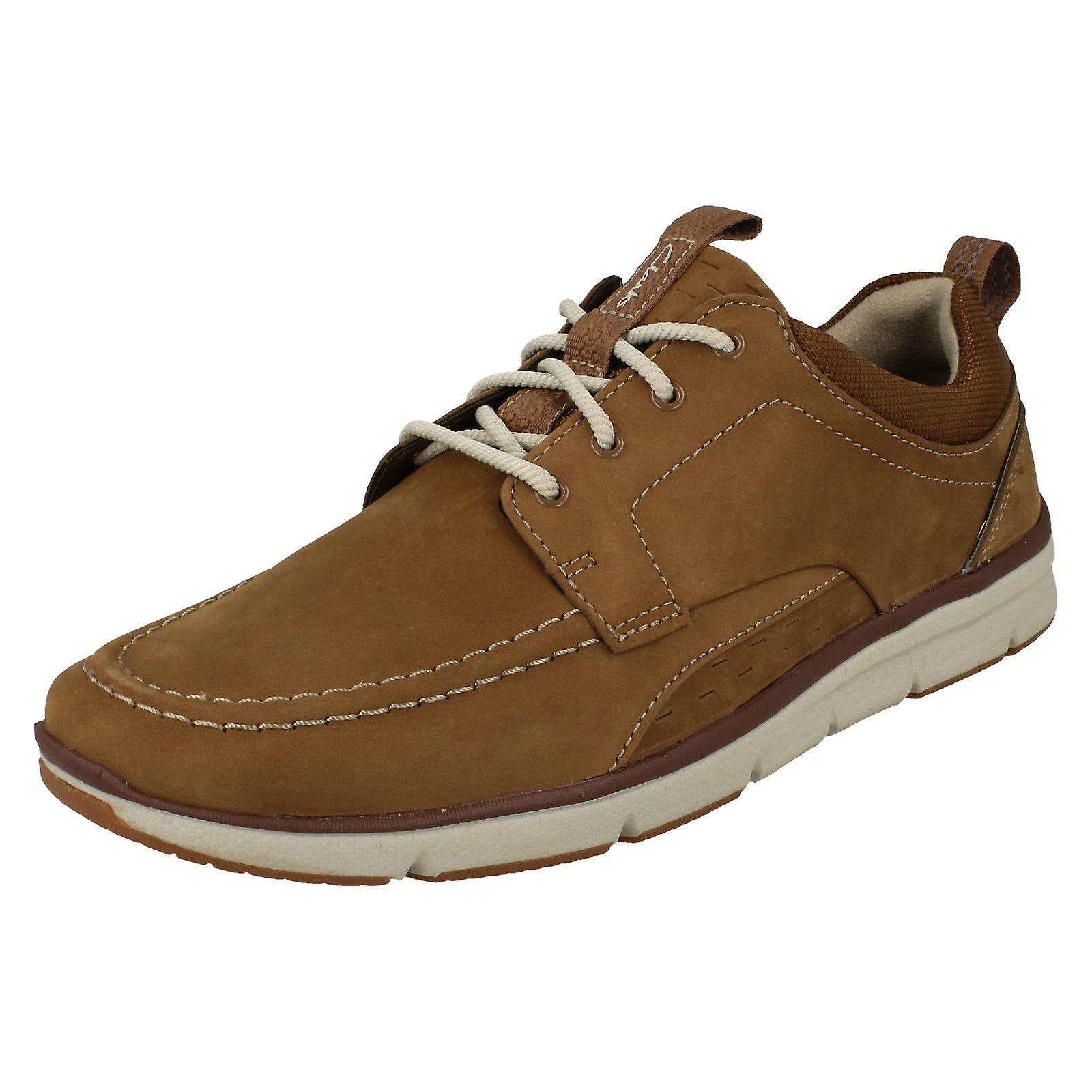 Bay Orson scarpe con lacci Casual Mens Clarks   qualità regina    Scolaro/Ragazze Scarpa