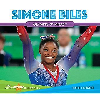 Simone Biles (Big Buddy Olympic Biographies)