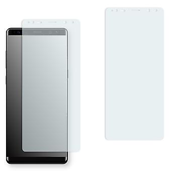 Samsung Galaxy 8 touch screen protector - Golebo crystal-clear protector (miniature sheet)