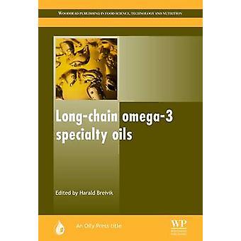 LongChain Omega3 specialoljor av Breivik & Harald