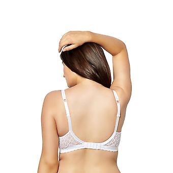 Sans Complexe 743904-GCC Women's Byzance White Non-Wired Full Cup Bra