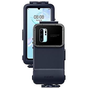Genuine oficial Huawei p30 pro snorkeling caso capa-azul-51993089