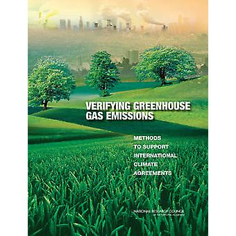 Verifying Greenhouse Gas Emissions - Methods to Support International