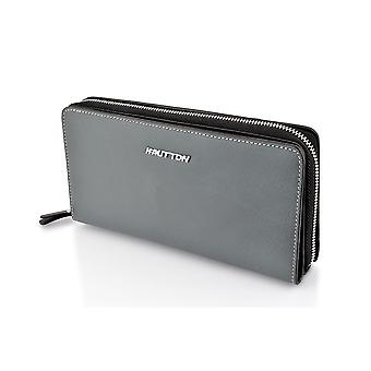Hautton Leather Clutch Style Wallet 7.5