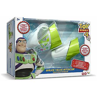 Disney Toy Story 4 Buzz Lightyear's Deluxe Walkie Talkies