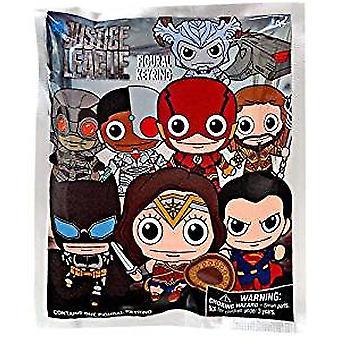 Key Chain - DC Comics - Justice League 3D PVC Foam Collectible Licensed 45685