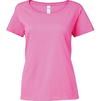 Gildan - Softstyle Damen Damen Deep Scoop T-Shirt