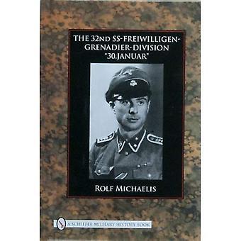 Le 32e Januar 30 SS-Freiwilligen-Grenadier-Division.