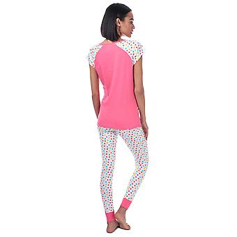 Womens Me To You Tatty Teddy Pyjamas in pink.