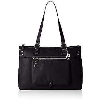 Picard Loire Black Women's Shoulder Bag (Schwarz) 11x27x37 centimeters (B x H x T)