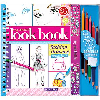 My Fabulous Look Book Kit K6207