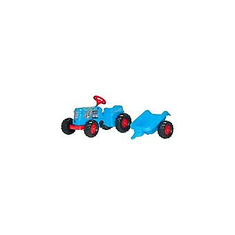 Rolly Toys 620012 RollyKiddy Classic mit Anhänger