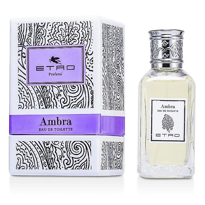 Etro Ambra Eau De Toilette Spray 50ml / 1,7 oz