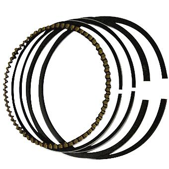 Non Genuine Standard Size Piston Ring Set Compatible With Honda GX120 Engine