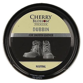 Cherry Blossom Premium Neutral Dubbin for Smooth Leather