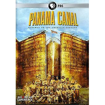 Panamakanalen [DVD] USA import