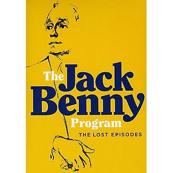 Jack Benny Program: The Lost Episodes [DVD] Stati Uniti importare