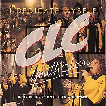 Clc Youth Choir - I Dedicate Myself [CD] USA import