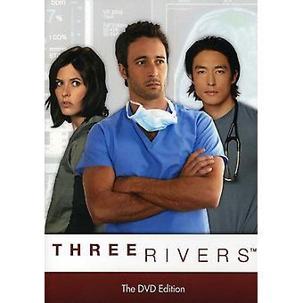 Tre floder [DVD] USA importerer