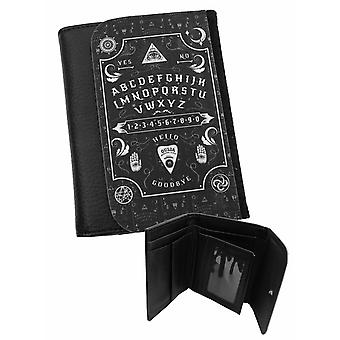 Ouija Board  Bifold Simulated Leather Wallet