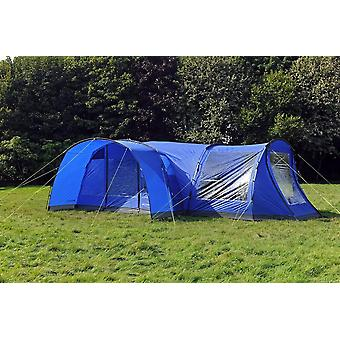 Blue Eurohike Side Porch XL