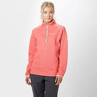Craghoppers Women's Zoe Half-Zip Fleece