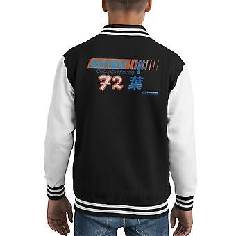 Хайнс бренда город Тиба гонки 72 проблемных Varsity Куртка детская