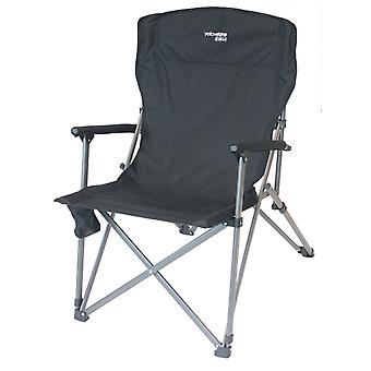 Yellowstone Castleton Folding Camping Chair With Carry Bag
