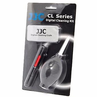 JJC CL-3D Reinigungs-Kit für Objektiv und Kamera