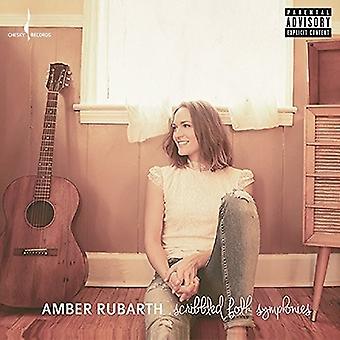 Amber Rubarth - Scribbled Folk Symphonies [CD] USA import