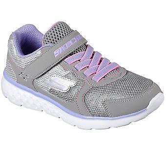 Skechers GO Run 400 Sparkle Girls Sports Trainers