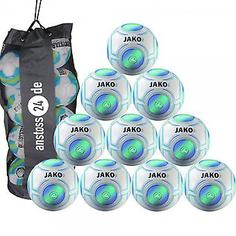 10 x James youth ball - match includes ball sack