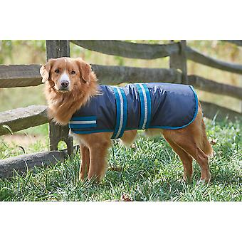 Dog Blanket Coat-Blue Small 752434