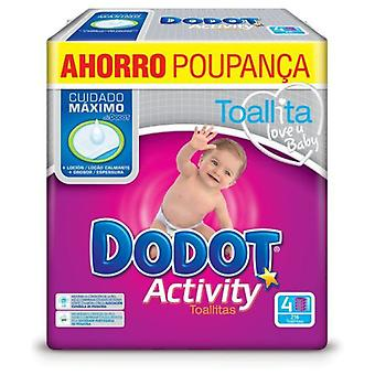 Dodot Activitytowelettes216 Units (Childhood , Diaper and changers , Baby wipes)