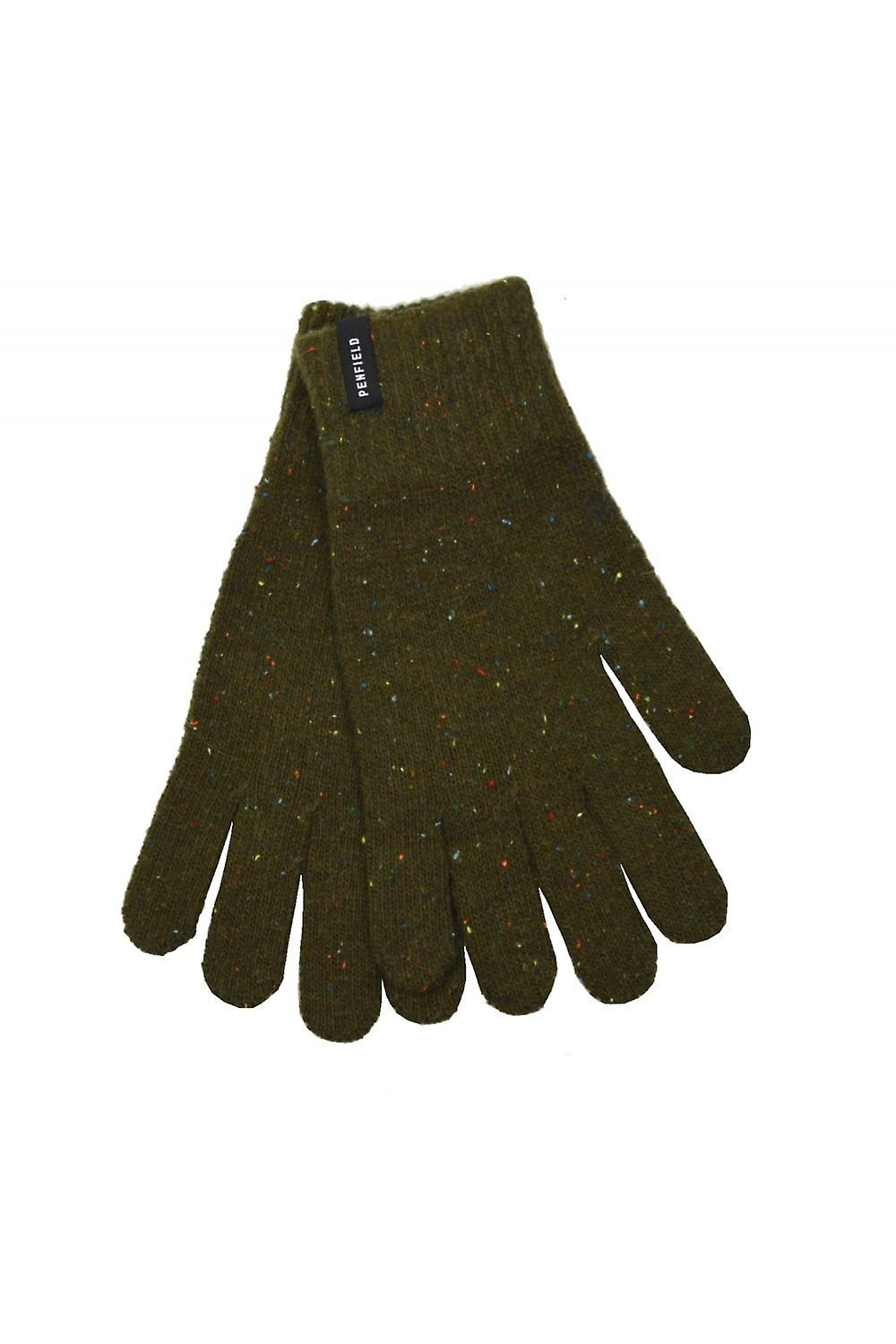 Penfield Highgate Gloves (Olive)