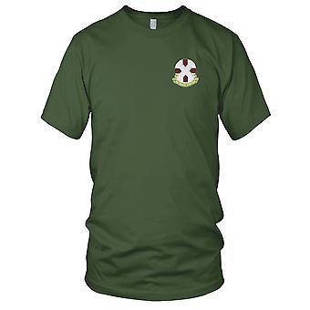 US Army - 10th Combat Support Medical Hospital Embroidered Patch - Ladies T Shirt