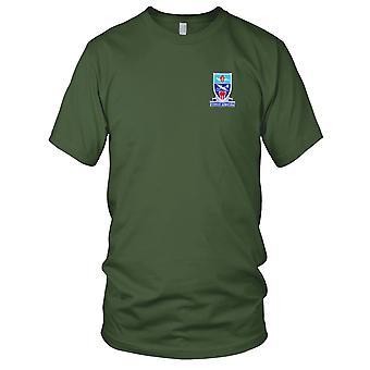 US Army - 2nd Brigade Combat Team 28 Infantry Division spesielle tropper bataljon brodert Patch - STB-55 Mens T-skjorte