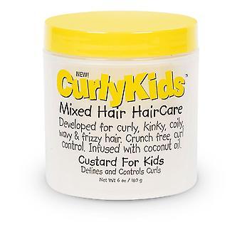 Curly Kids Custard Jelly 6oz