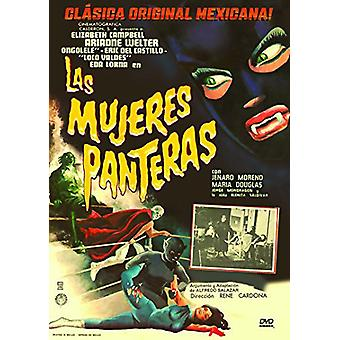 Las Mujeres Panteras [DVD] USA importar
