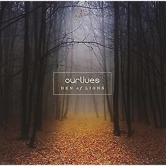 Ourlives - Den af Lions [Vinyl] USA import